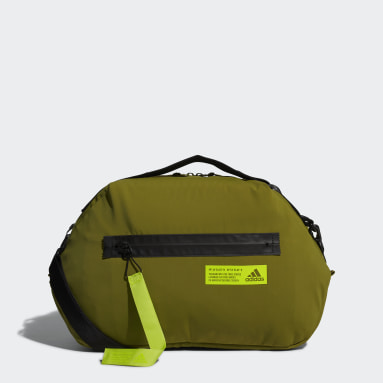 Women Volleyball Brown Favorites Duffel Bag