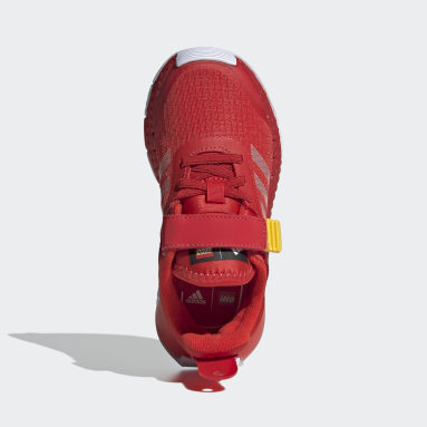 Deti Beh červená Tenisky adidas x Classic LEGO® Sport