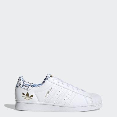 Originals wit Superstar Schoenen