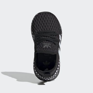 Barn Originals Svart Deerupt Runner Shoes