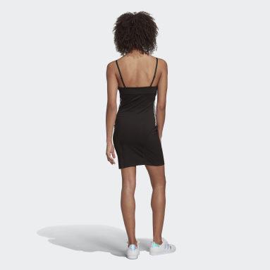 Kvinder Originals Sort Corset kjole