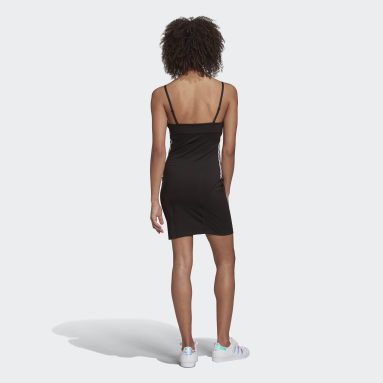 Vestido Corset Negro Mujer Originals
