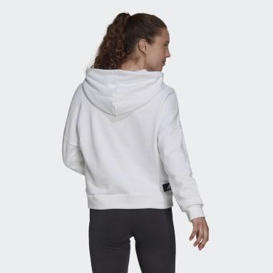 Dam Sportswear Vit adidas Sportswear Future Icons Hoodie