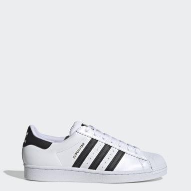 Originals Beyaz Superstar Ayakkabı
