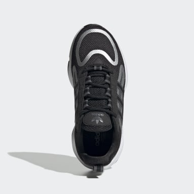 Youth 8-16 Years Originals Black Haiwee Shoes