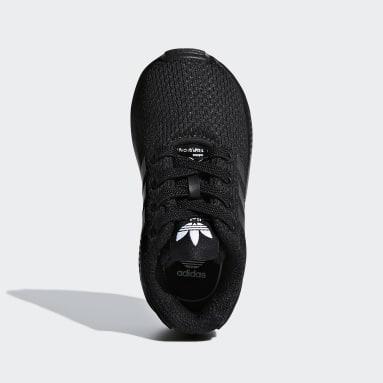Zapatillas ZX Flux (UNISEX) Negro Niño Originals