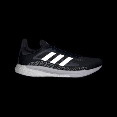 Erkek Koşu Siyah SolarGlide Ayakkabı