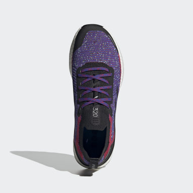 Sapatos de Trail Running TERREX Two Ultra Primeblue Vermelho Homem TERREX
