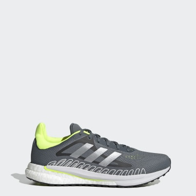 Men's Running Blue SolarGlide Shoes