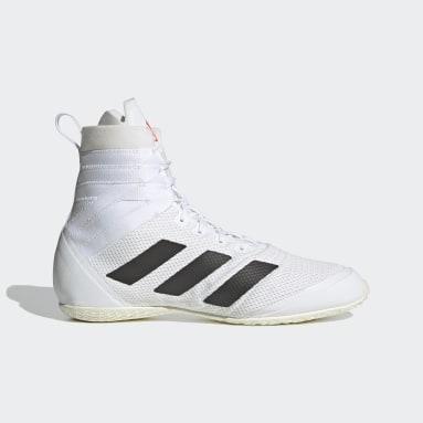 Boxing White Speedex 18 Shoes
