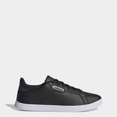Women Sportswear Black Courtpoint Base Shoes