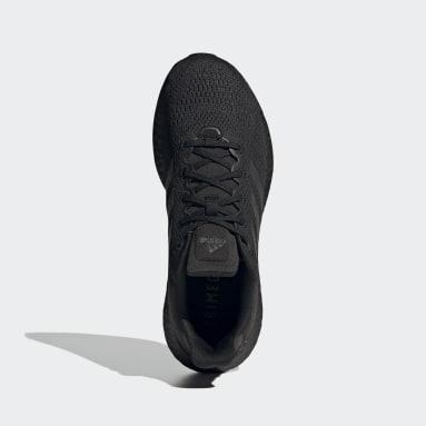 ผู้ชาย วิ่ง สีดำ รองเท้า Pureboost 21