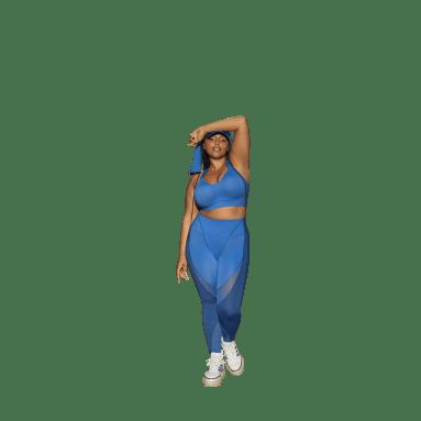 Tight (Grandes tailles) Bleu Femmes Originals