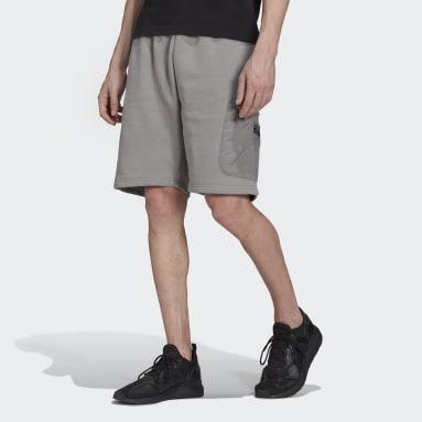 Shorts R.Y.V. Gris Hombre Originals