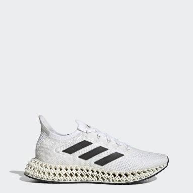 Men Running White 4DFWD Shoes