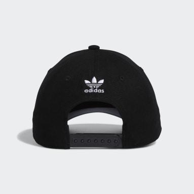 Men's Originals Black Icon Snapback Hat