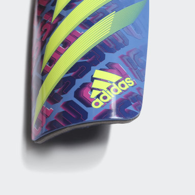 Canilleras Messi Club Rosa Fútbol