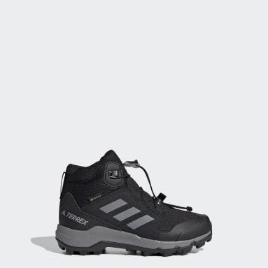 Chaussure de randonnée Terrex Mid GORE-TEX Noir Enfants TERREX