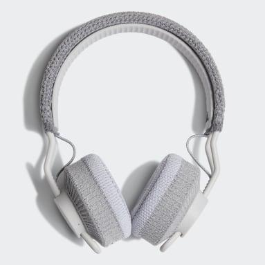 Running Grey RPT-01 Sport On-Ear Headphones