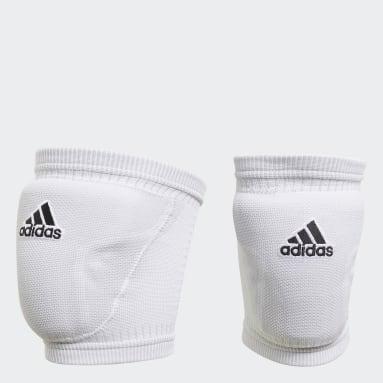 Ginocchiere Primeknit Volleyball Bianco Pallavolo