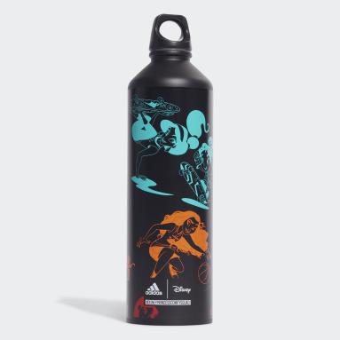 Botella de agua Disney Princesses Steel 0,75 l Negro Gimnasio Y Entrenamiento