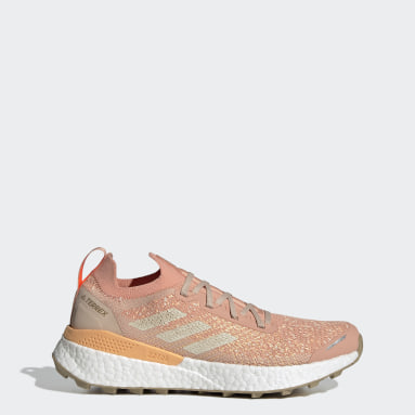 Women's TERREX Pink Terrex Two Ultra Primeblue Trail Running Shoes