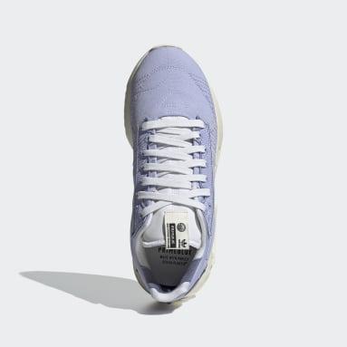 Chaussure Geodiver Primeblue Violet Femmes Originals