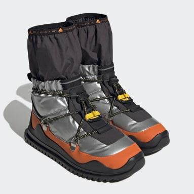 серый Зимние ботинки adidas by Stella McCartney COLD.RDY