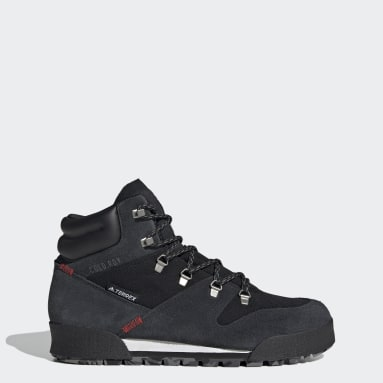 Men's TERREX Black Terrex Snowpitch COLD.RDY Hiking Boots