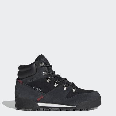 TERREX zwart Terrex Snowpitch COLD.RDY Hiking Schoenen