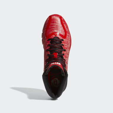 Basketball Red D Rose 4 EVO Shoes