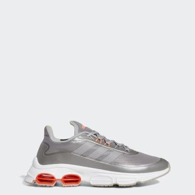 Men's Essentials Grey Quadcube Shoes
