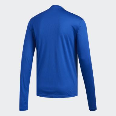 Camiseta Own the Run Azul Hombre Running