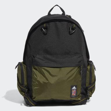 Volleyball Black Explorer Primegreen Backpack