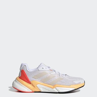 Women Running White X9000L3 Shoes