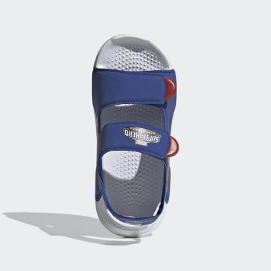 Kids Swim Blue Swim Sandals