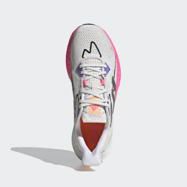 Women Running White X9000L3 HEAT.RDY Shoes