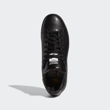 Chaussure de golf sans crampons Stan Smith Primegreen Limited-Edition Noir Golf