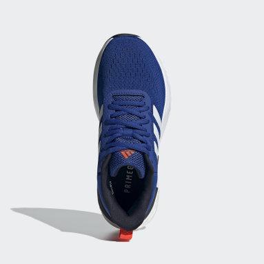 Chaussure Response Super 2.0 Bleu Enfants Running