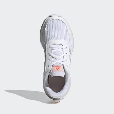 Kids Running White Tensor Run Shoes