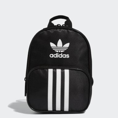 Women Originals Black Santiago Mini Backpack