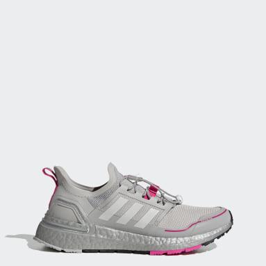 Women's Running Grey Ultraboost WINTER.RDY Shoes