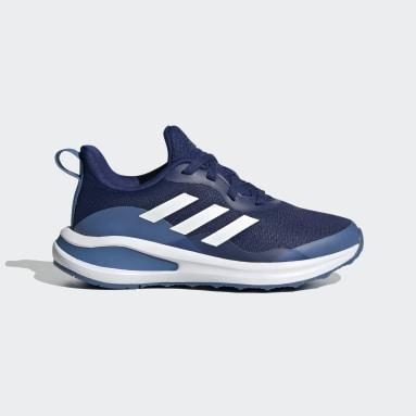 Çocuklar Koşu Mavi FortaRun Lace Koşu Ayakkabısı
