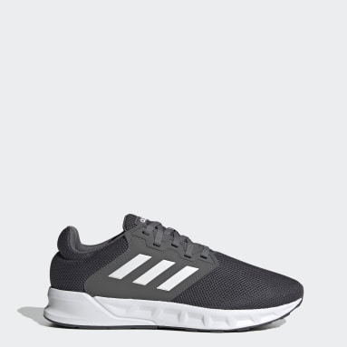 Men Sport Inspired Grey Showtheway Shoes
