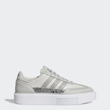 Chaussure adidas Sleek Super 72 gris Femmes Originals