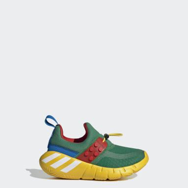 Kids Training Green adidas RapidaZen x LEGO® Shoes