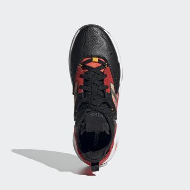 Men Sport Inspired Black Firewalker Shoes