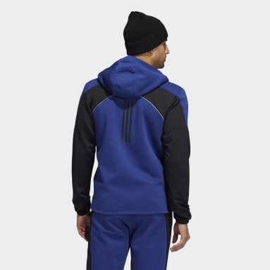 Men's Training Blue COLD.RDY Training Hoodie