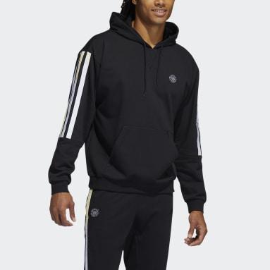 Men's Basketball Black Donovan Mitchell Pullover Hoodie