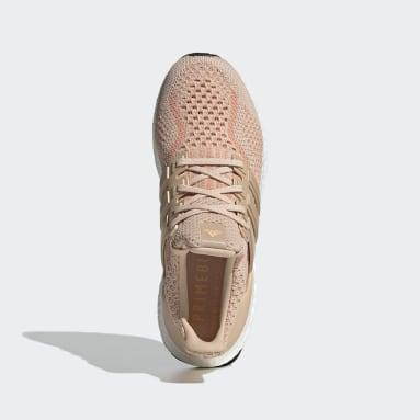 Women Running Pink Ultraboost 5.0 DNA Shoes